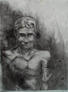 Eino Steinstad - Drawing: Untitled