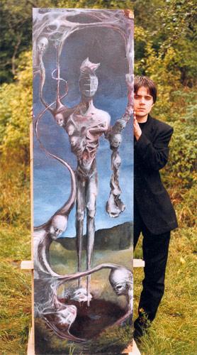 Norwegian Artist Eino Steinstad ( 1979 - 2003 )