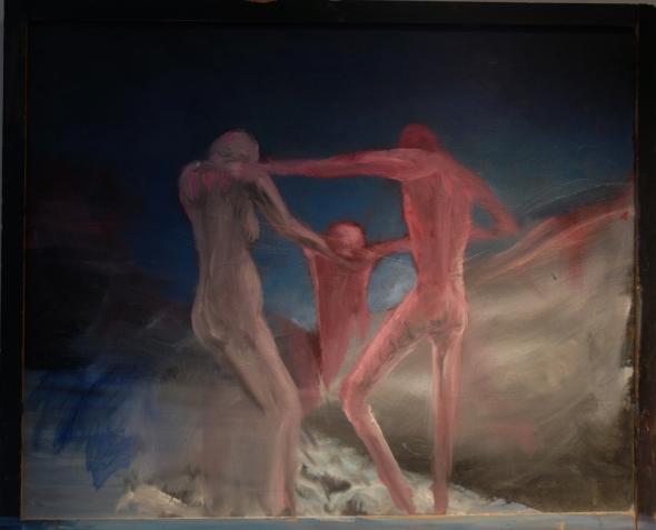 Eino Steinstad - Painting: Untitled