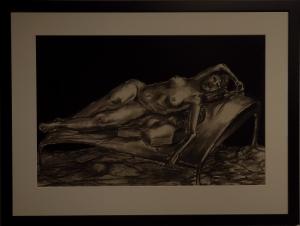 Eino Steinstad – Drawing: Untitled