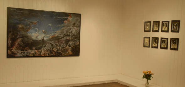 Eino Steinstad - Memorial exhibition 2011