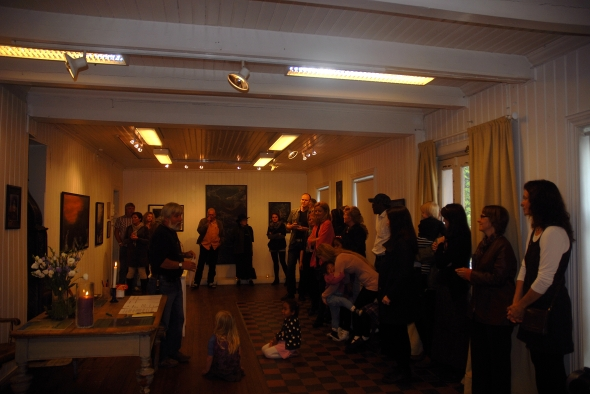 Eino Steinstad – Memorial exhibition 2011